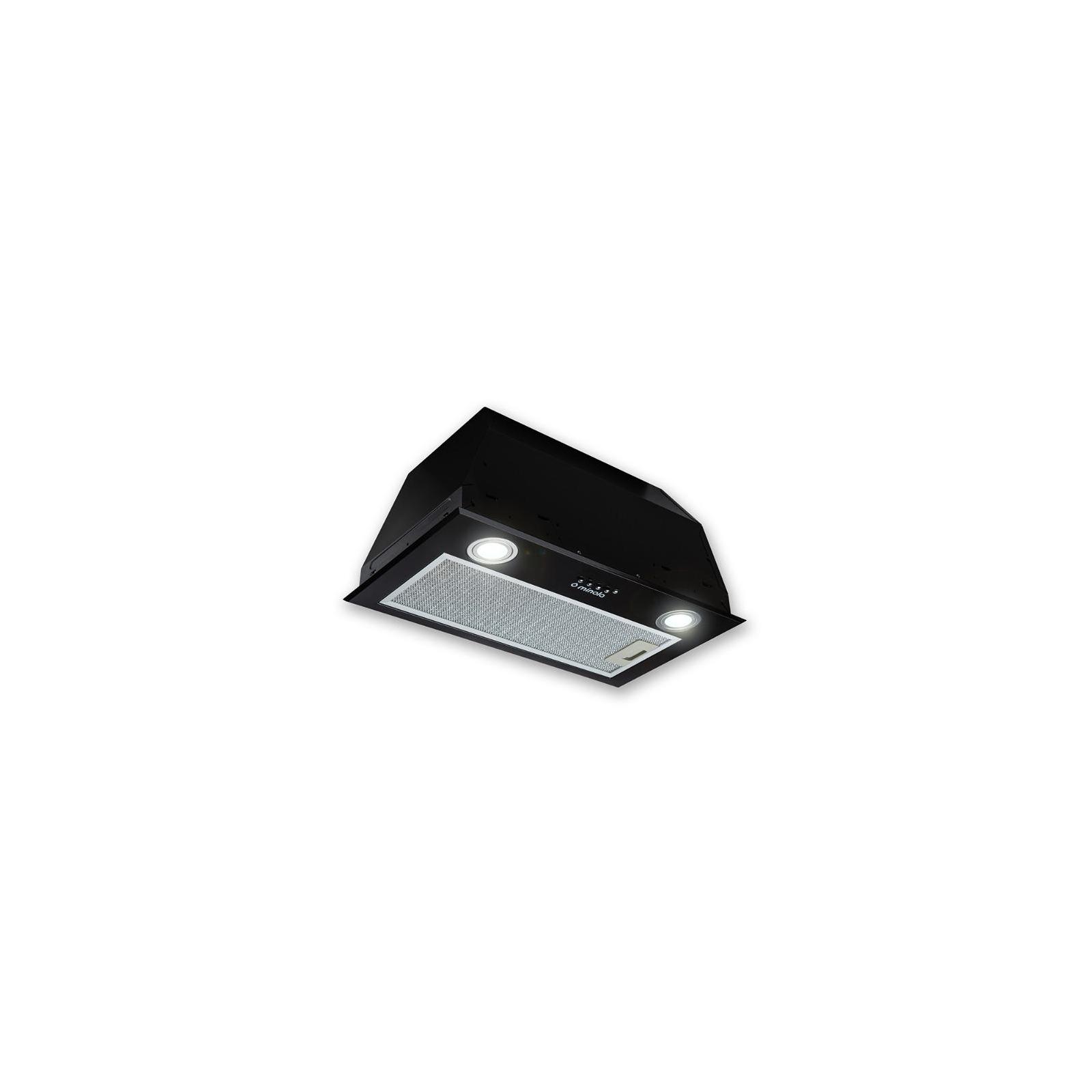 Вытяжка кухонная MINOLA HBI 5822 BL 1200 LED изображение 4