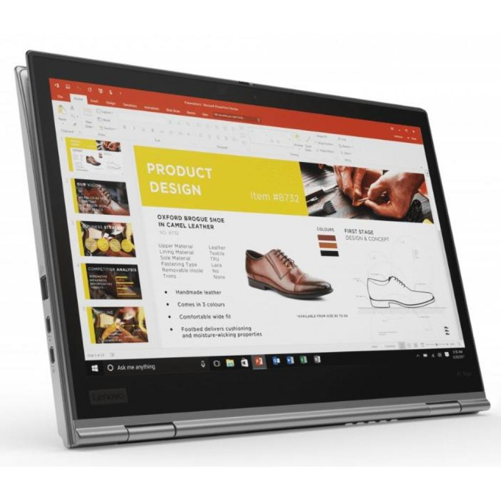 Ноутбук Lenovo ThinkPad X1 Yoga 14 (20LF000TRT) изображение 10