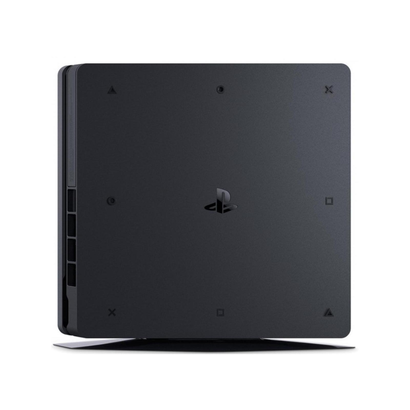 Игровая консоль SONY PlayStation 4 Slim 500 Gb Black (HZD+GTS+UC4+Wargaming+PSPl) (9395270*) изображение 3