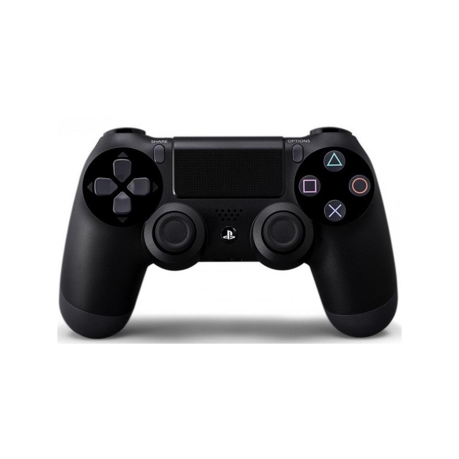 Игровая консоль SONY PlayStation 4 Slim 500 Gb Black (HZD+GTS+UC4+Wargaming+PSPl) (9395270*) изображение 4