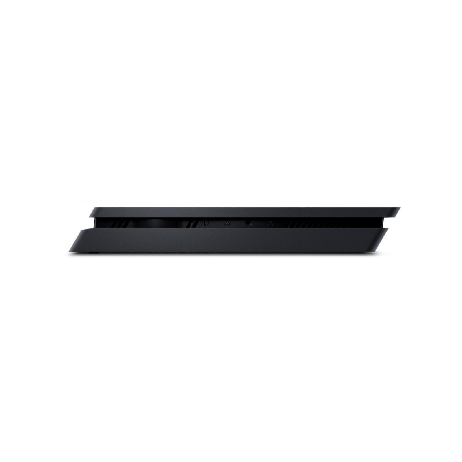 Игровая консоль SONY PlayStation 4 Slim 500 Gb Black (HZD+GTS+UC4+Wargaming+PSPl) (9395270*) изображение 5