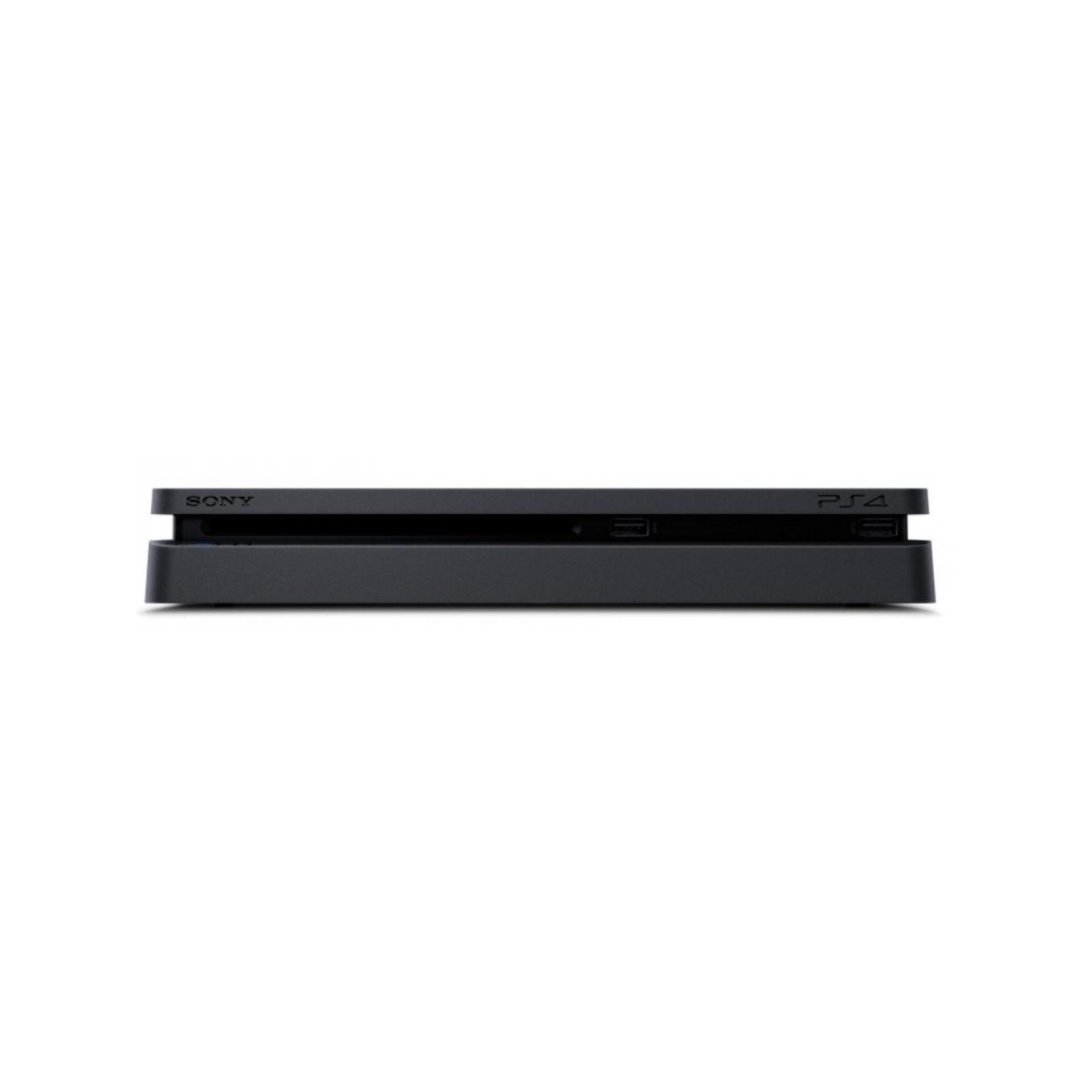 Игровая консоль SONY PlayStation 4 Slim 500 Gb Black (HZD+GTS+UC4+Wargaming+PSPl) (9395270*) изображение 6