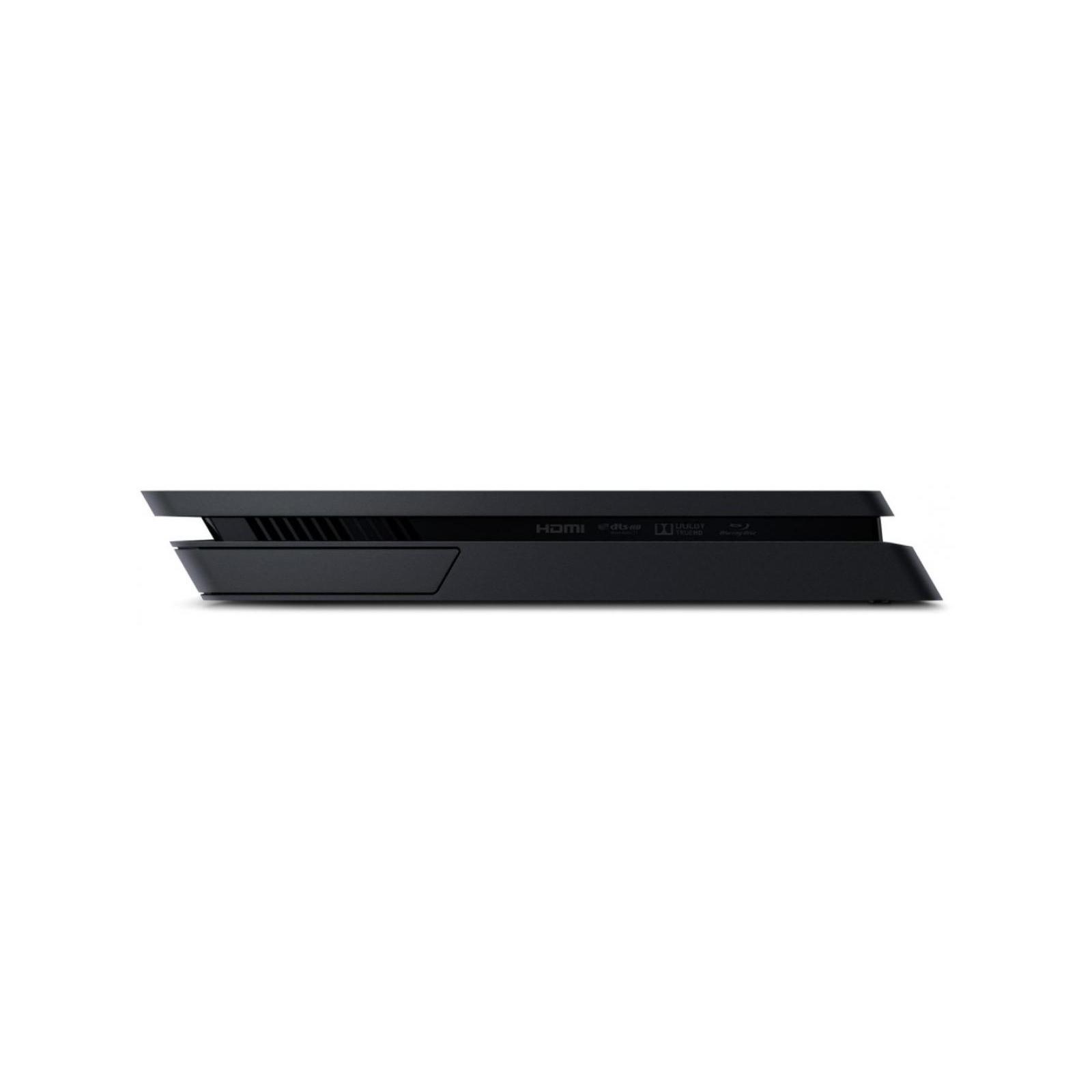 Игровая консоль SONY PlayStation 4 Slim 500 Gb Black (HZD+GTS+UC4+Wargaming+PSPl) (9395270*) изображение 7