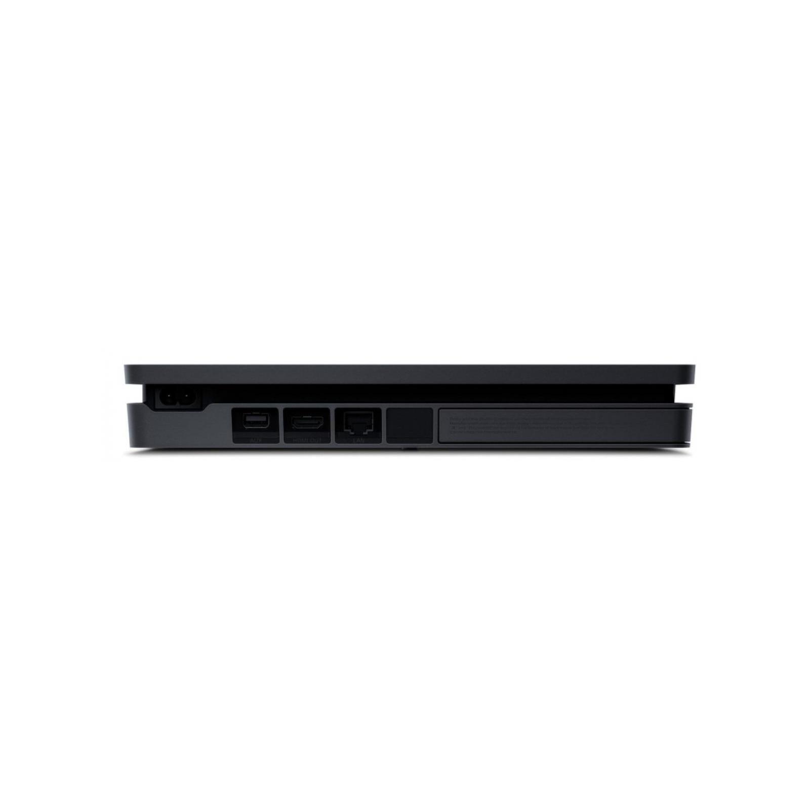 Игровая консоль SONY PlayStation 4 Slim 500 Gb Black (HZD+GTS+UC4+Wargaming+PSPl) (9395270*) изображение 8