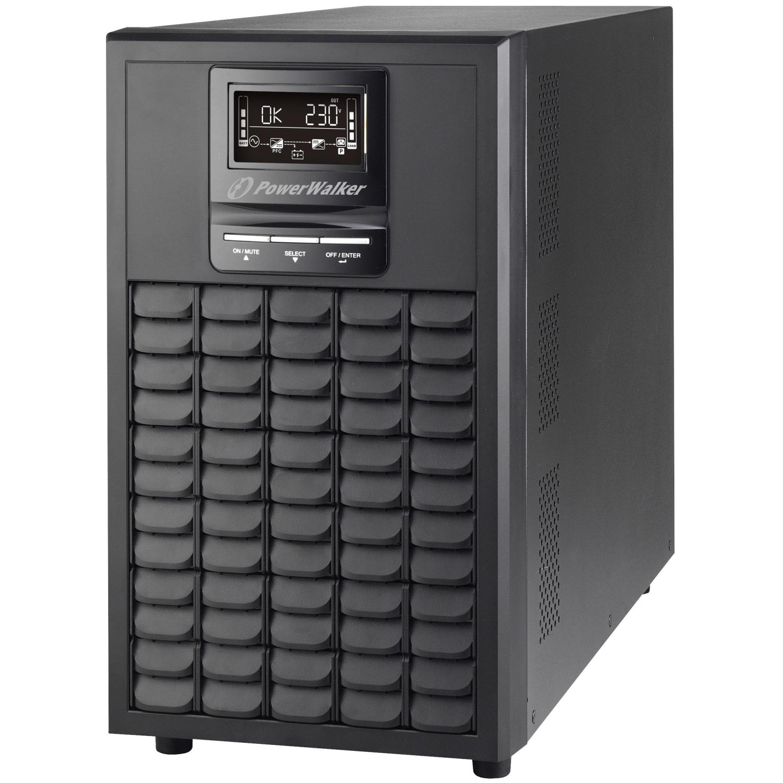 Источник бесперебойного питания PowerWalker VFI 3000 CG PF1 (10122111)