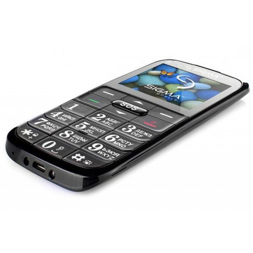 Мобильный телефон Sigma Comfort 50 Slim2 Black (4827798211915) изображение 5