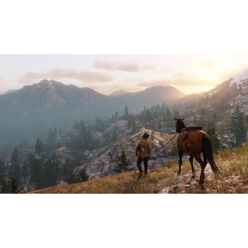 Игра SONY Red Dead Redemption 2 [Blu-Ray диск] PS4 Russian subtitles (5423175) изображение 2