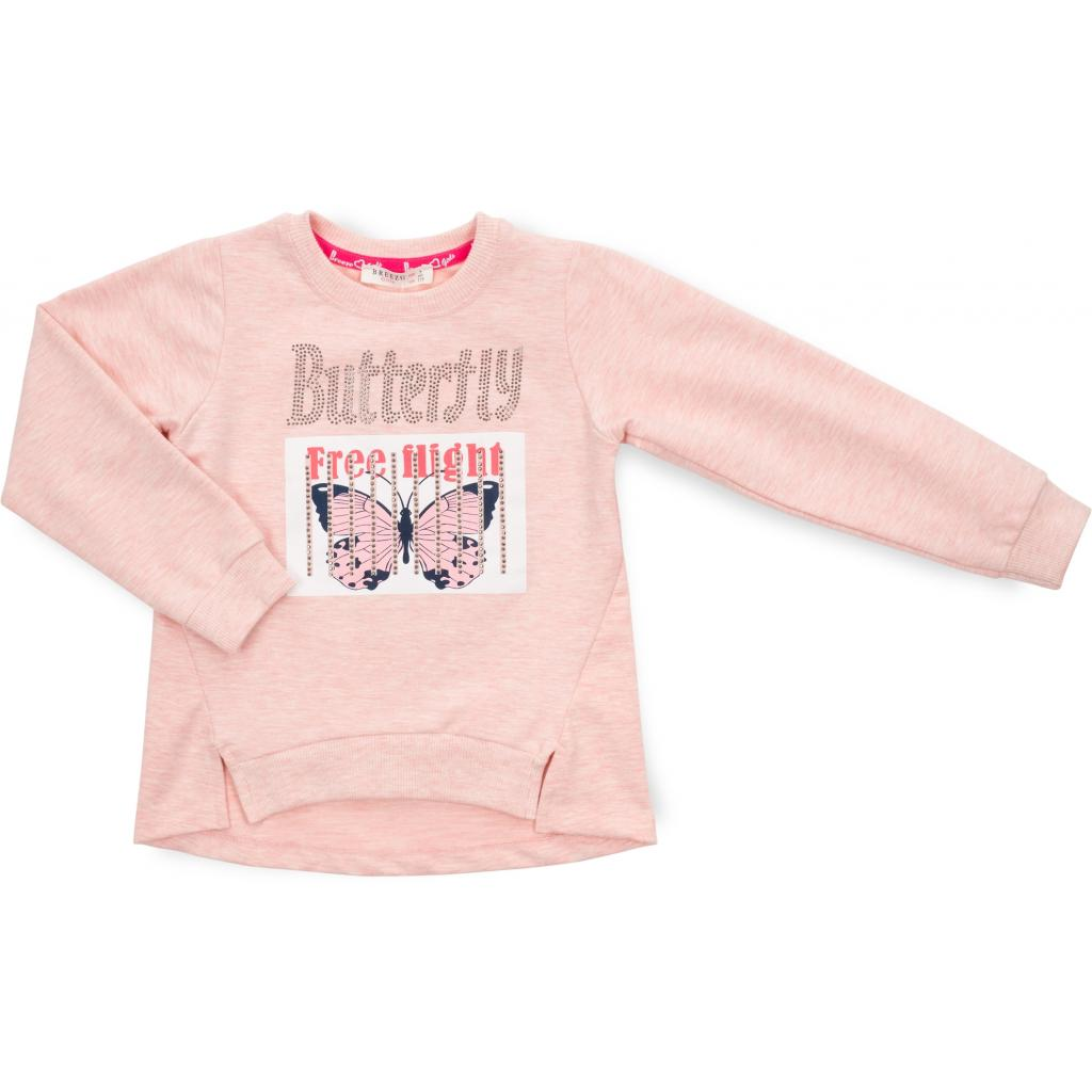 """Набор детской одежды Breeze """"BUTTERFLY"""" (13080-134G-peach) изображение 3"""