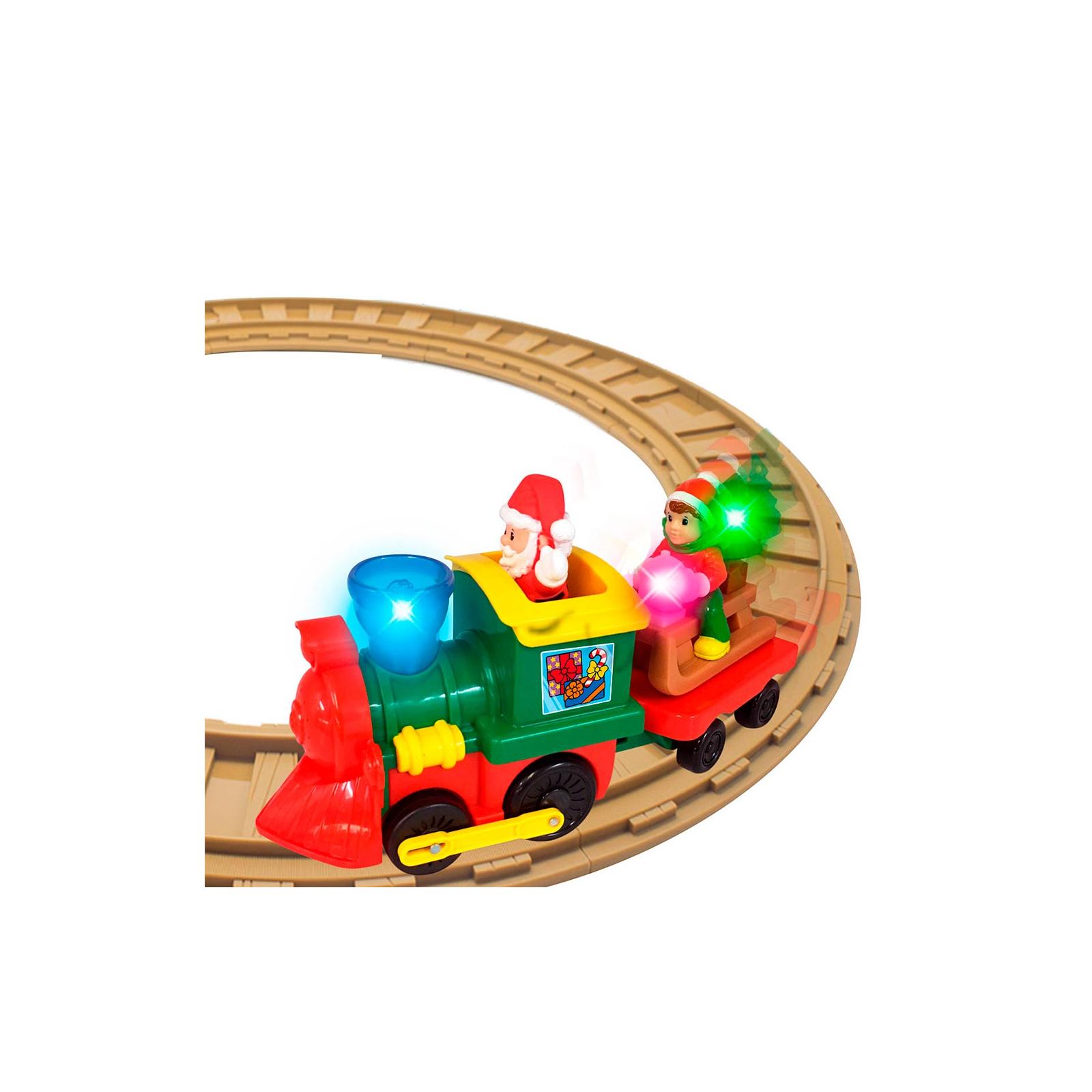Железная дорога Kiddieland с железной дорогой Рождественский экспресс (056770) изображение 2