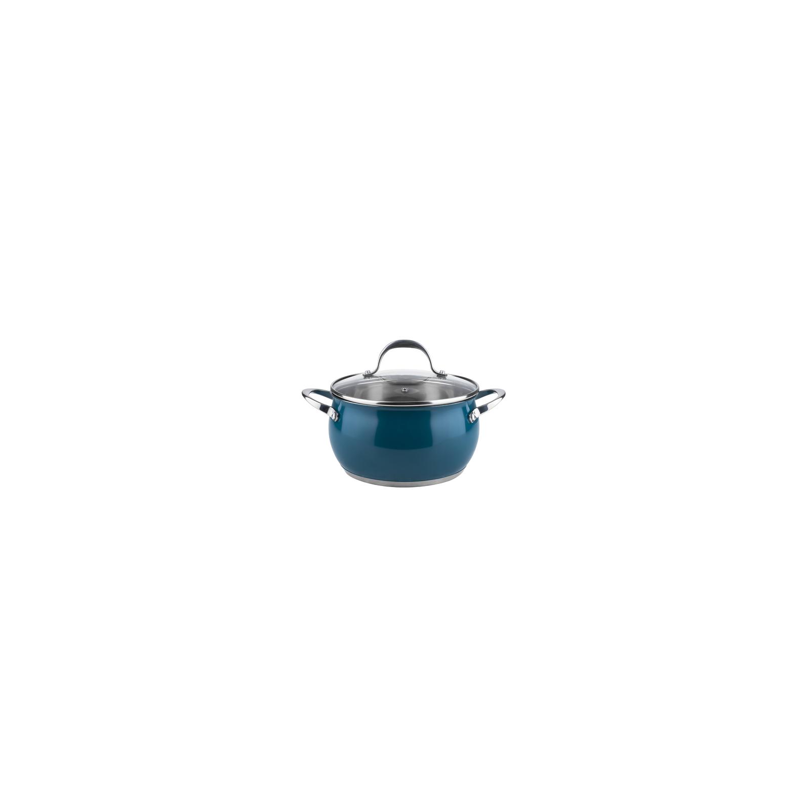 Кастрюля Ringel Bavaria с крышкой 2.5 л blue (RG-2009-18/2)