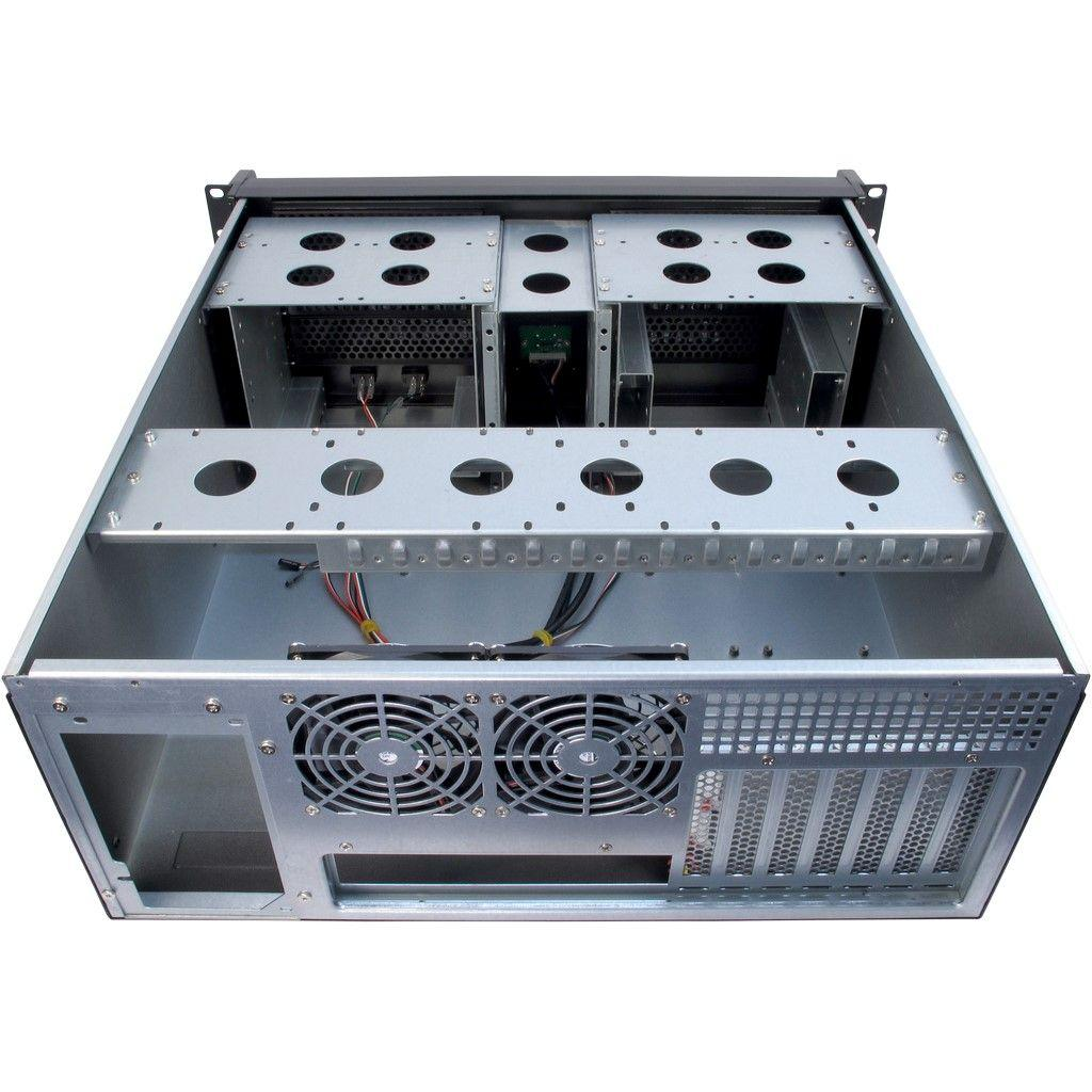 Корпус для сервера Inter-Tech 4U 4098-S (451093) изображение 4