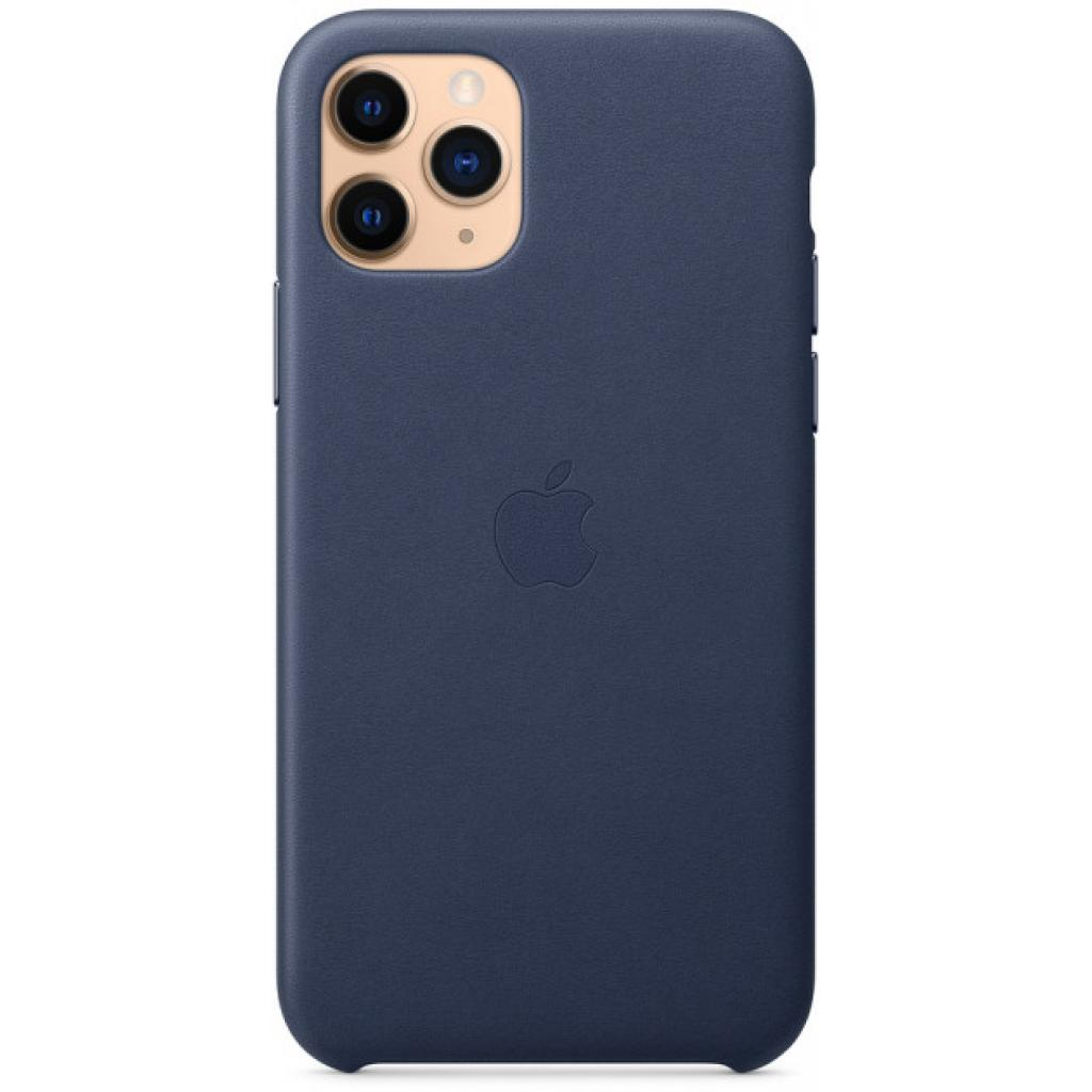 Чехол для моб. телефона Apple iPhone 11 Pro Leather Case - Midnight Blue (MWYG2ZM/A) изображение 4