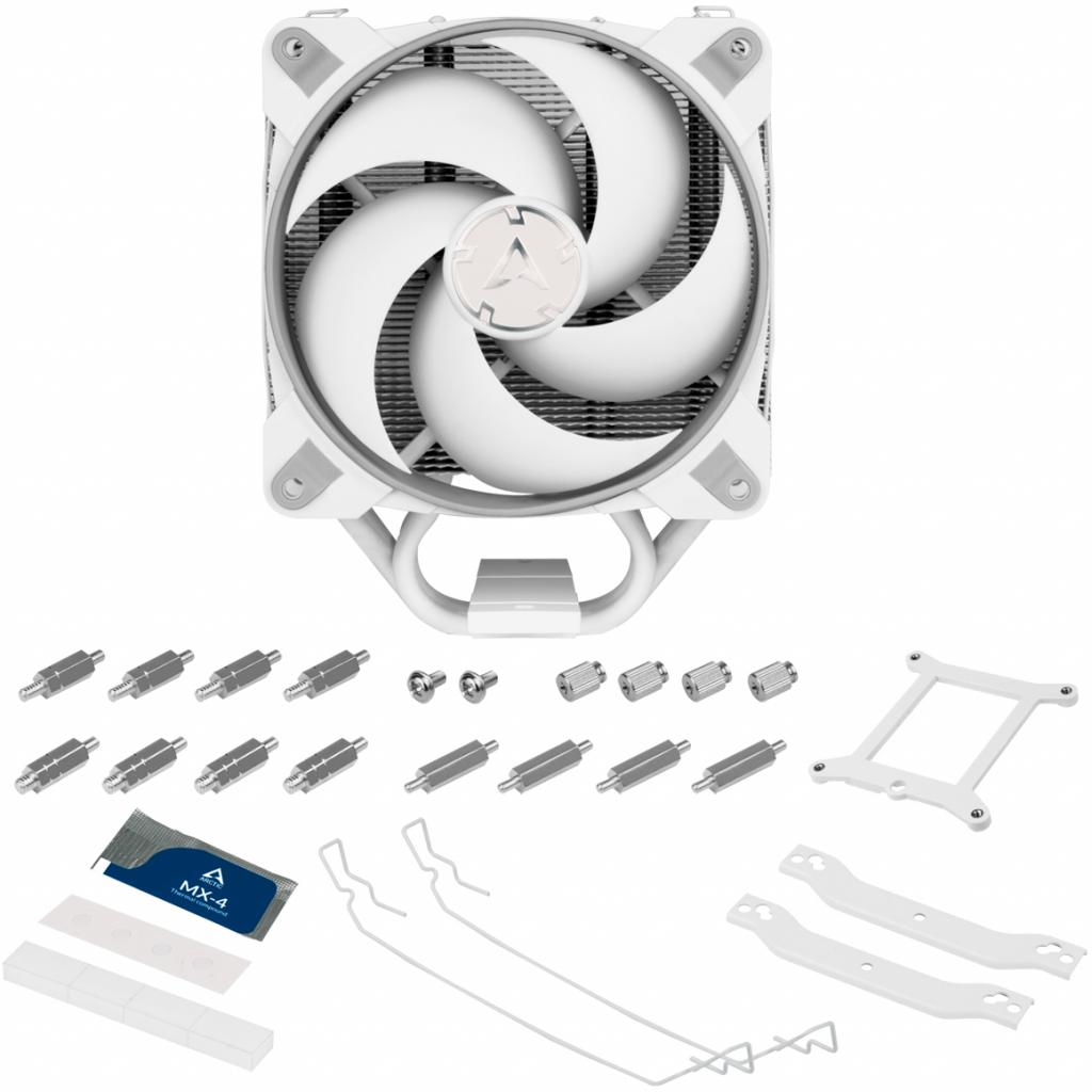 Кулер для процессора Arctic Freezer 34 eSports White (ACFRE00057A) изображение 8