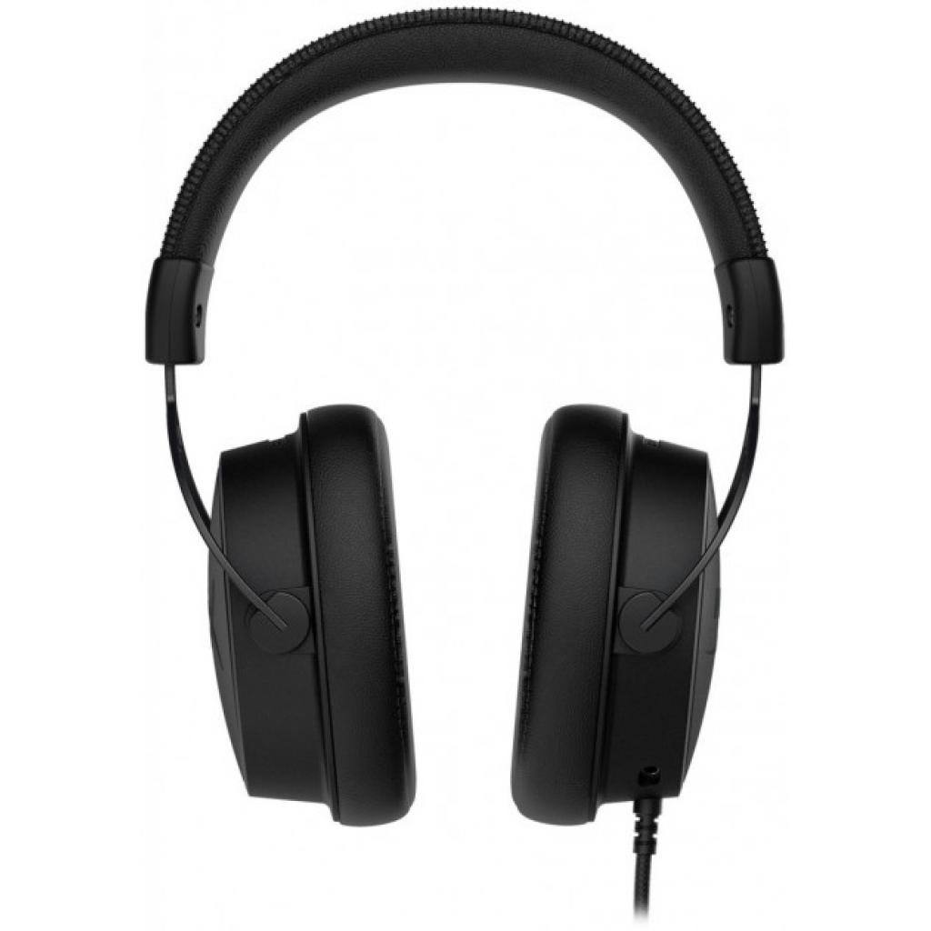 Навушники HyperX Cloud Alpha S Blackout (HX-HSCAS-BK/WW) зображення 4