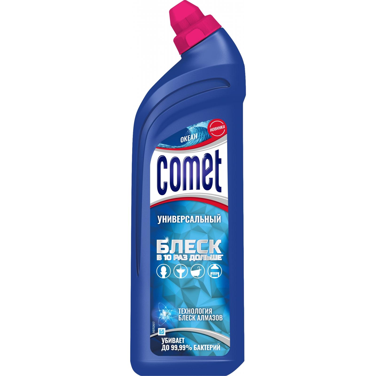 Чистящий гель Comet Океан 850 мл (8001480703599)
