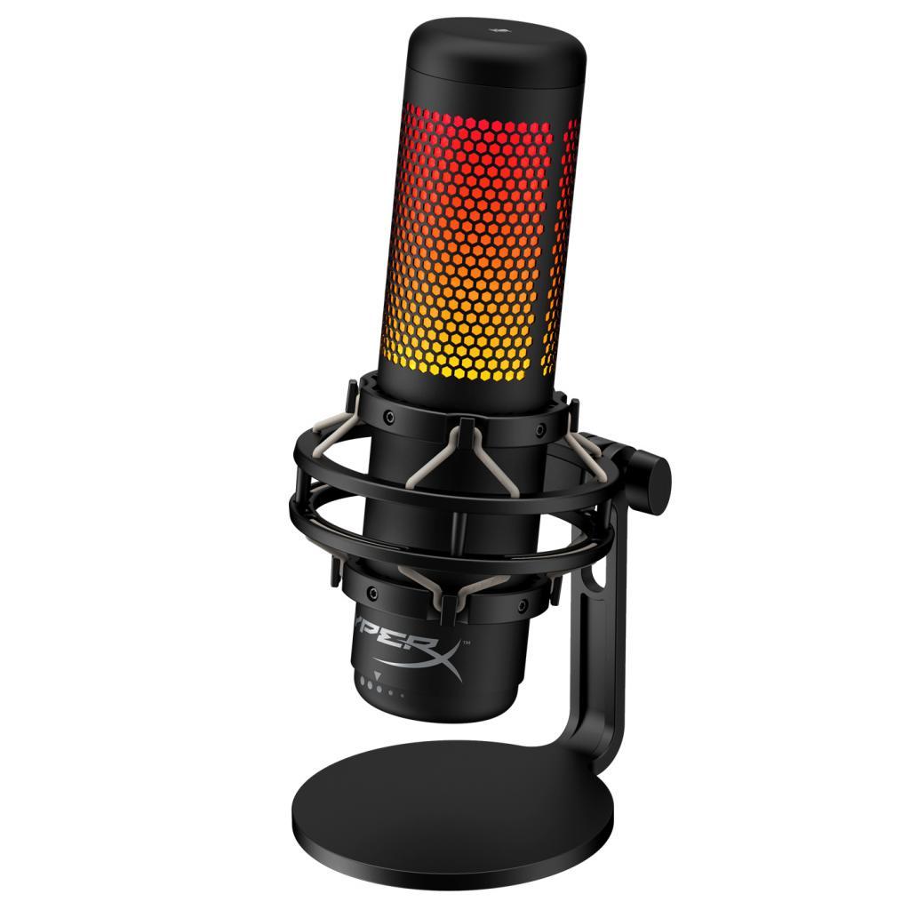 Мікрофон HyperX QuadCast S (HMIQ1S-XX-RG/G) зображення 2