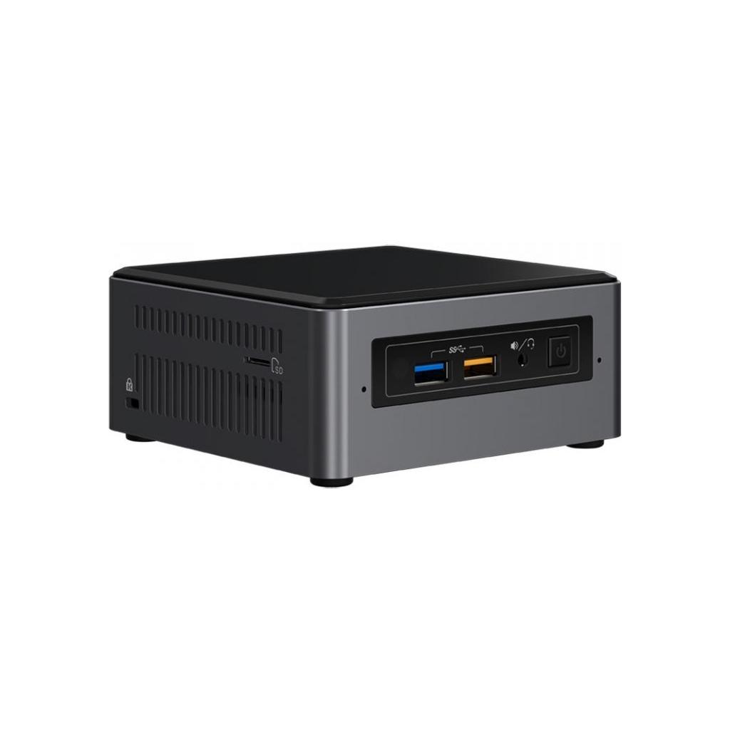 Компьютер INTEL NUC 7 Essential with Windows 10 / Celeron J4005 (BOXNUC7CJYSAMN) изображение 2