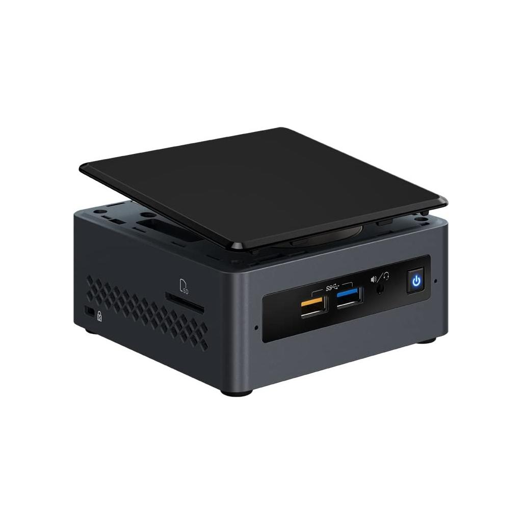 Компьютер INTEL NUC 7 Essential with Windows 10 / Celeron J4005 (BOXNUC7CJYSAMN) изображение 4