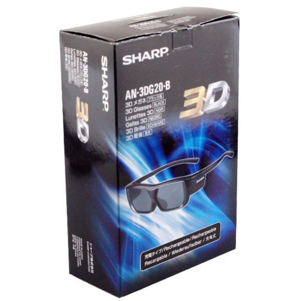 3D очки SHARP AN3DG20B изображение 3