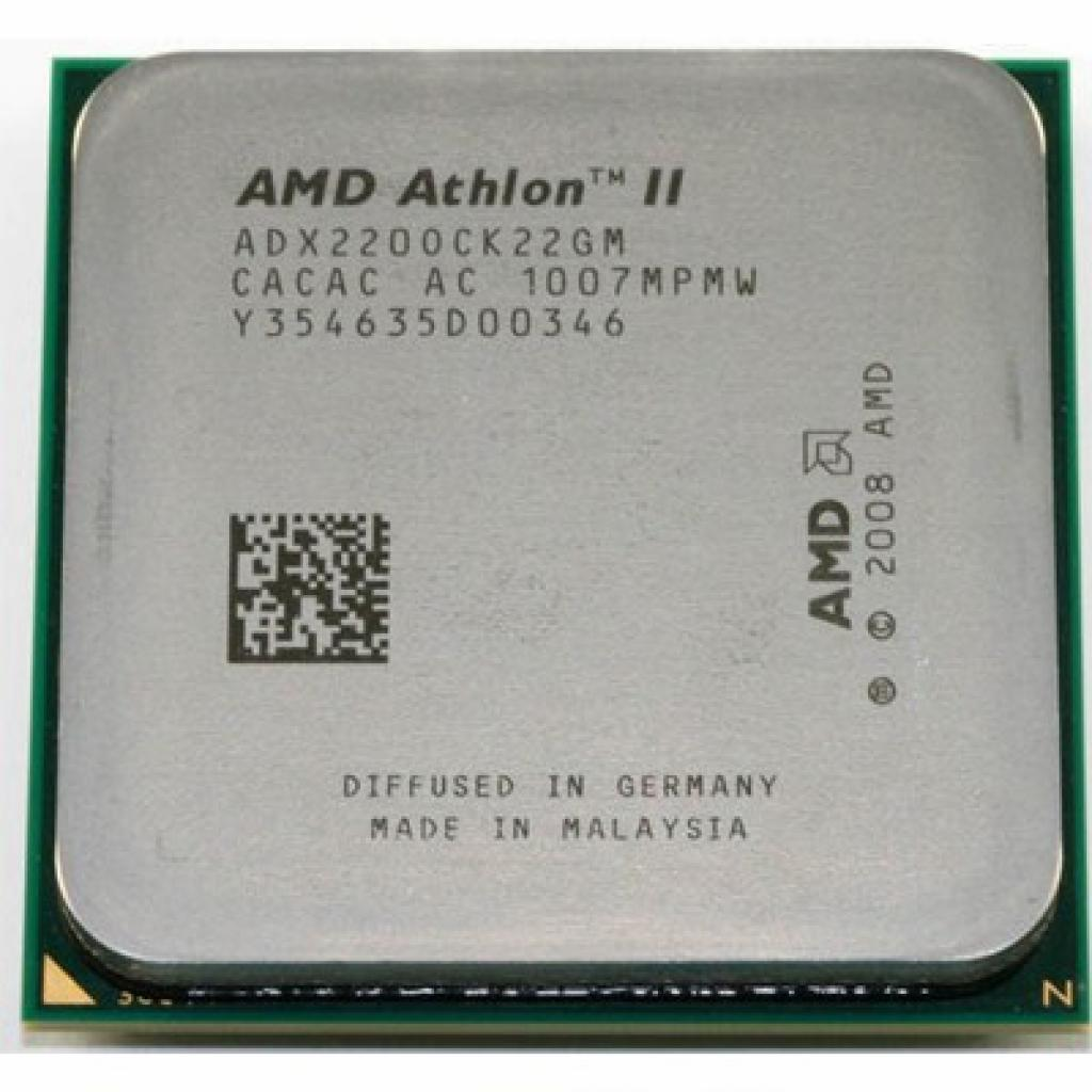 Процессор AMD Athlon ™ II X2 220 (tray ADX220OCK22GM)