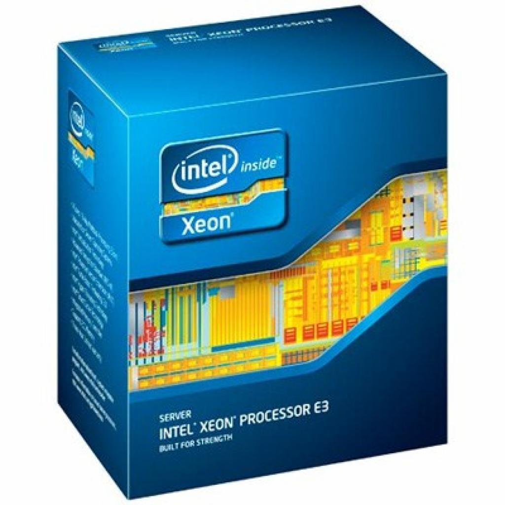 Процессор серверный INTEL Xeon E3-1270 (BX80623E31270)