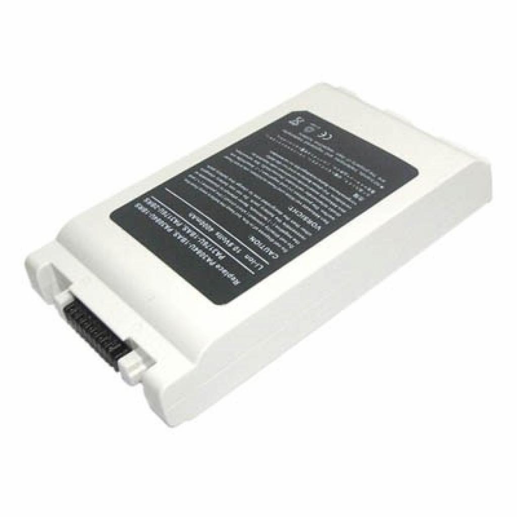 Аккумулятор для ноутбука Toshiba PA3191U-5BRS Satellite R20 BatteryExpert (PA3176U-1BRS LW 52)