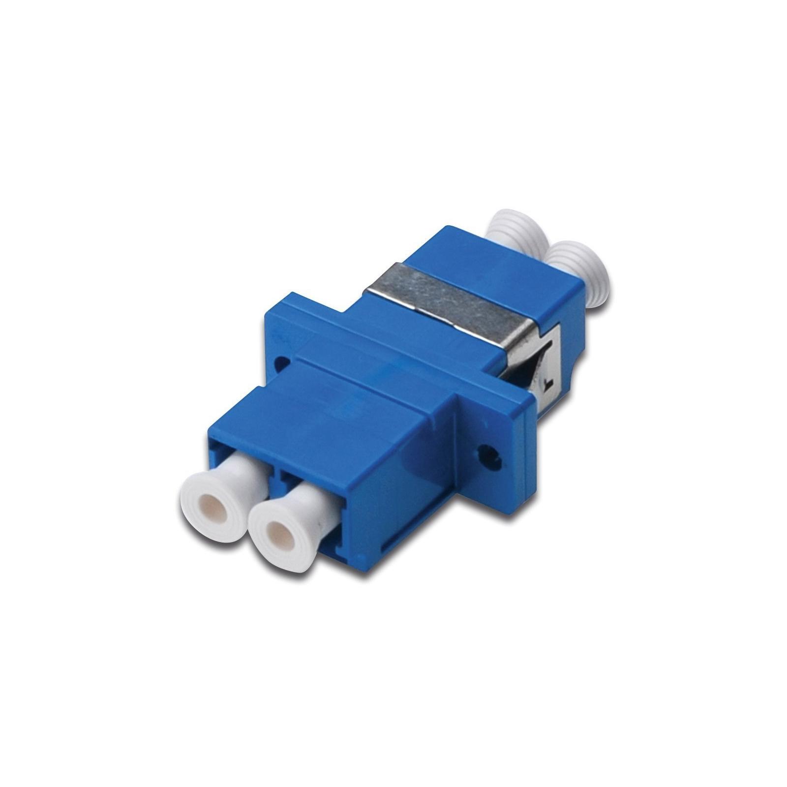 Адаптер DIGITUS LC/ LC Duplex Singlemod (DN-96007-1)
