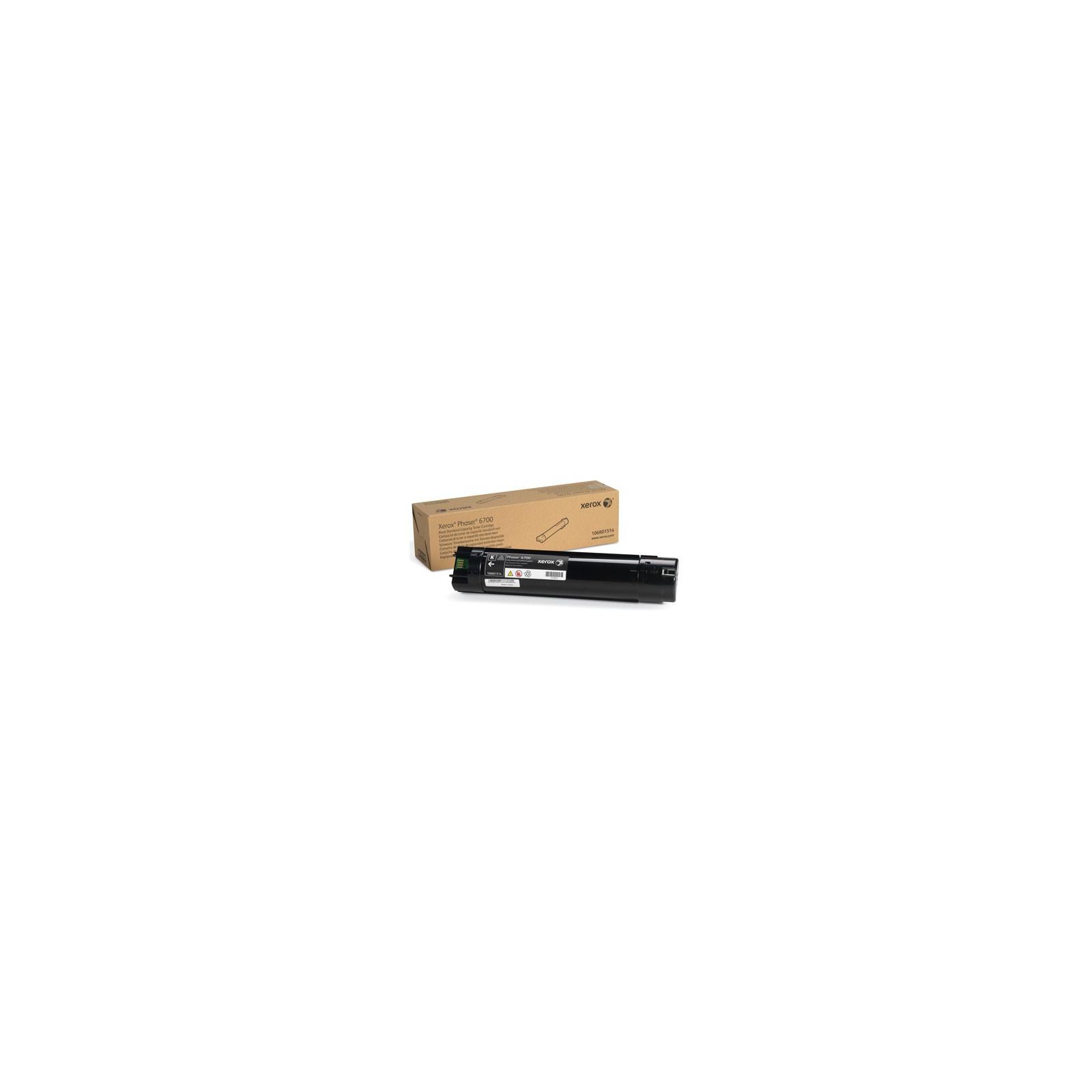 Тонер-картридж XEROX PH6700 Black (106R01514)