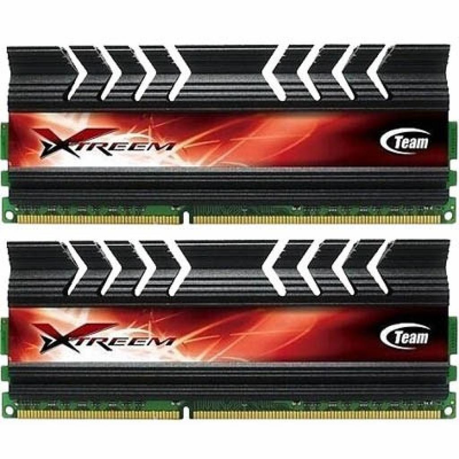 Модуль памяти для компьютера DDR3 8GB (2x4GB) 2666 MHz Team (TXD38G2666HC11CDC01)