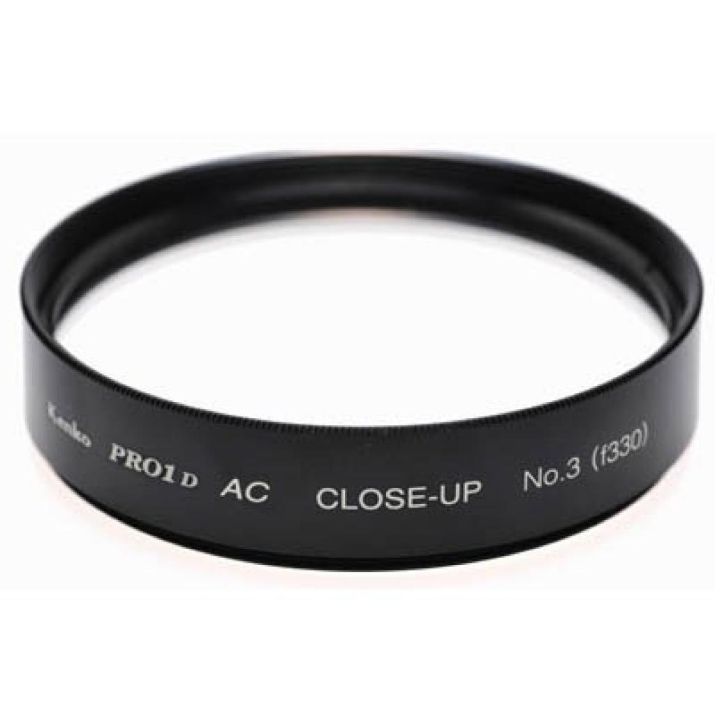 Светофильтр Kenko PRO1D AC CLOSE-UP No.3 58mm (235869)