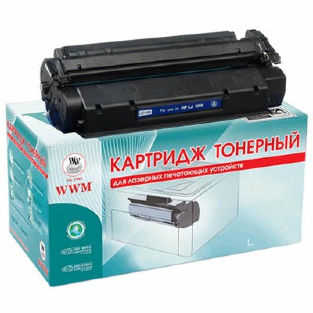 Картридж WWM для HP LJ 1200/1220 (LC14N)
