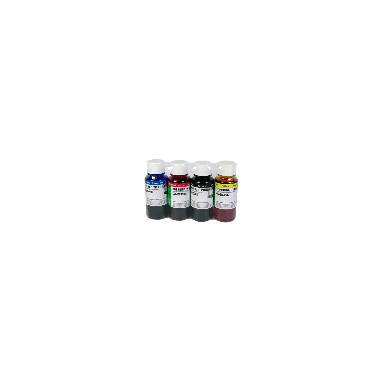 Чернила ColorWay Epson SC 67/87/79 CX3xxx-6xxx (4х100мл) BK/С/M/Y (CW-EW400SET01)