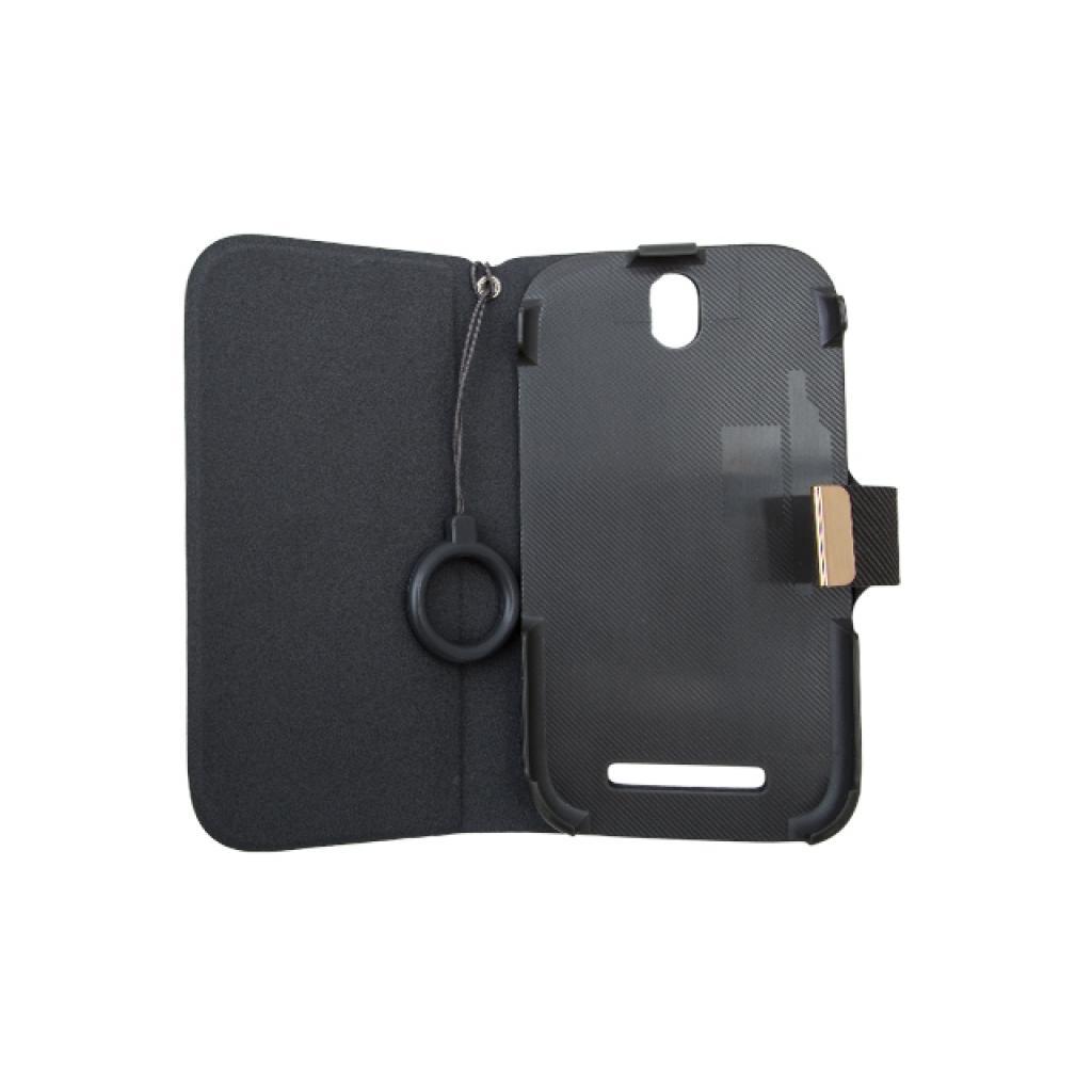Чехол для моб. телефона Drobak для HTC One SV /Especial Style/Black (218858) изображение 2