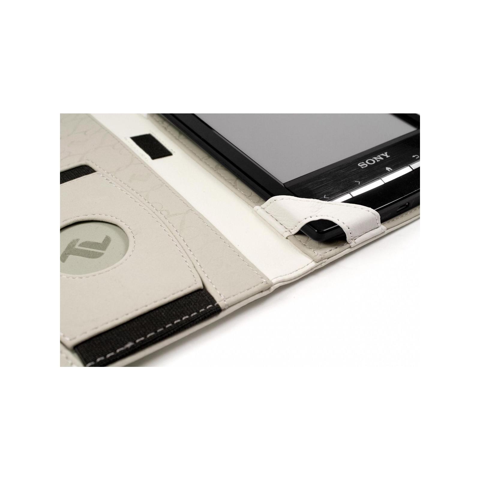 Чехол для электронной книги Tuff-Luv 6 Embrace faux leather/Arctic White (C4_56) изображение 4