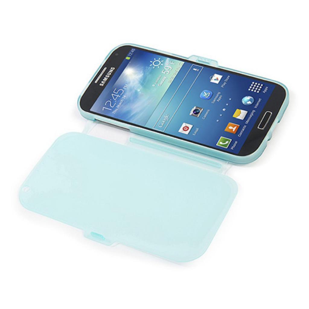 Чехол для моб. телефона Tucano для Samsung Galaxy S4 /Pronto booklet/Azzurro (SG4PR-Z) изображение 3