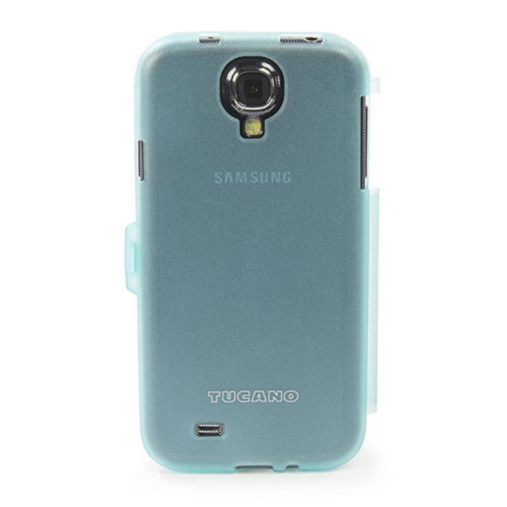 Чехол для моб. телефона Tucano для Samsung Galaxy S4 /Pronto booklet/Azzurro (SG4PR-Z) изображение 4