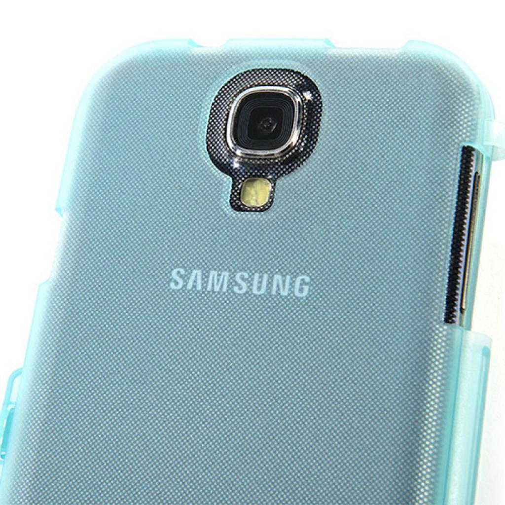 Чехол для моб. телефона Tucano для Samsung Galaxy S4 /Pronto booklet/Azzurro (SG4PR-Z) изображение 5