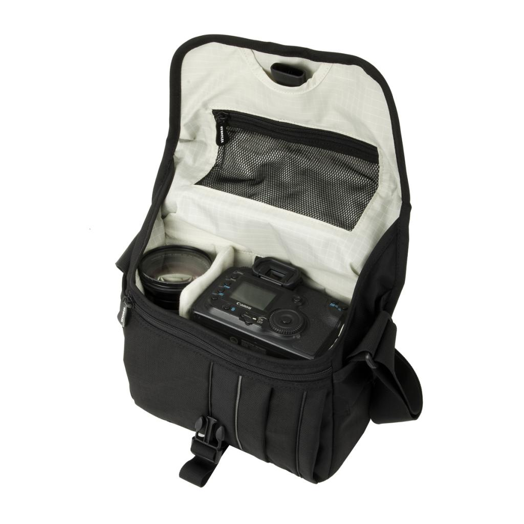 Фото-сумка Crumpler Jackpack 9000 (dull black / dk. mouse grey)+15`NB (JP9000-001) изображение 2