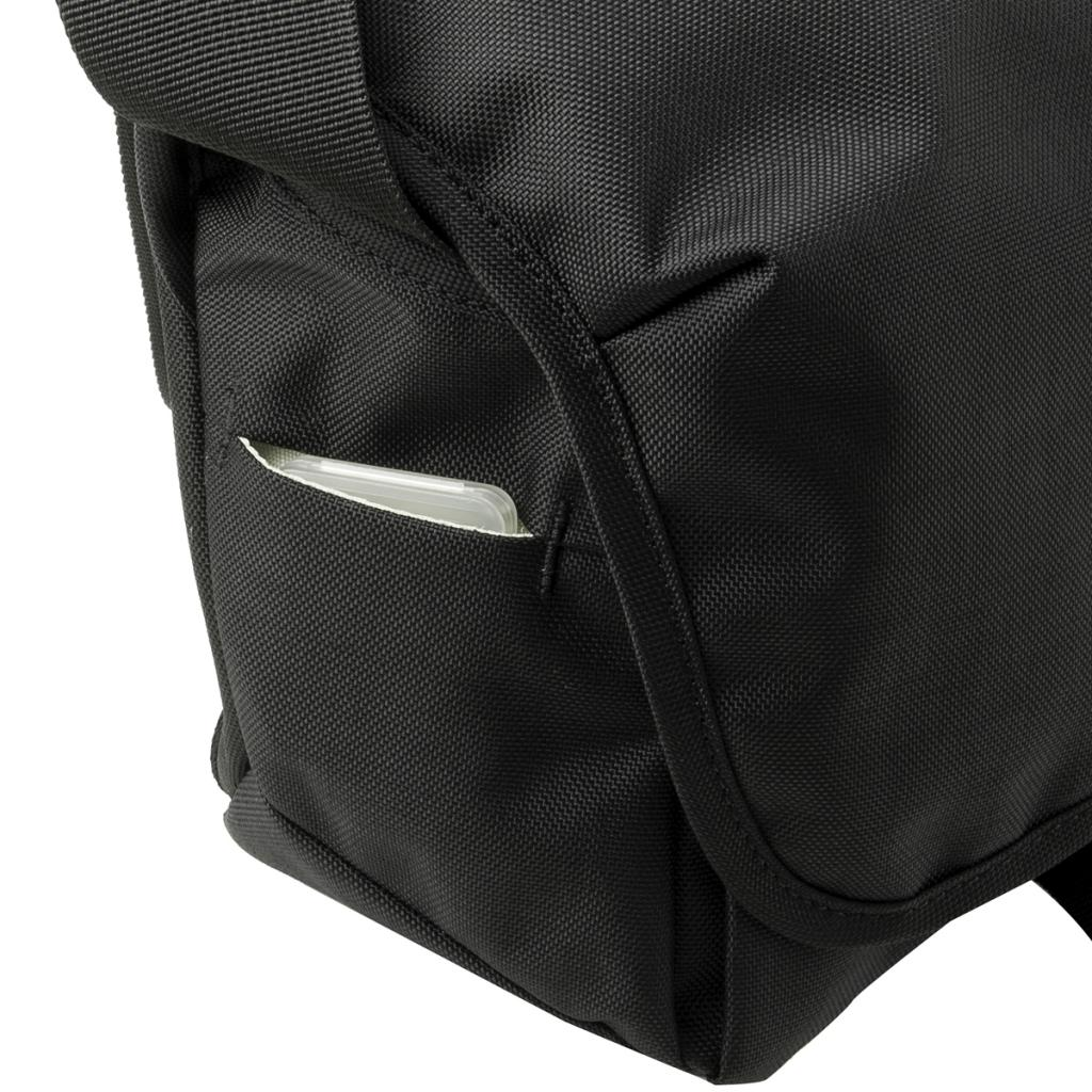 Фото-сумка Crumpler Jackpack 9000 (dull black / dk. mouse grey)+15`NB (JP9000-001) изображение 5