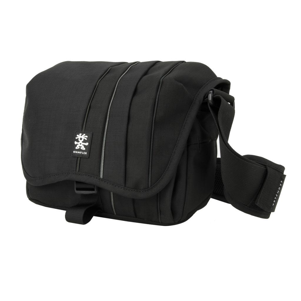 Фото-сумка Crumpler Jackpack 9000 (dull black / dk. mouse grey)+15`NB (JP9000-001) изображение 7