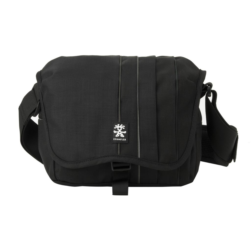 Фото-сумка Crumpler Jackpack 9000 (dull black / dk. mouse grey)+15`NB (JP9000-001)
