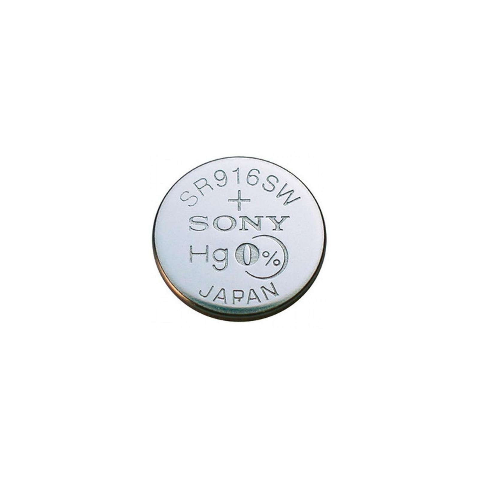 Батарейка SONY SR916SWN-PB SONY (SR916SWN-PB)