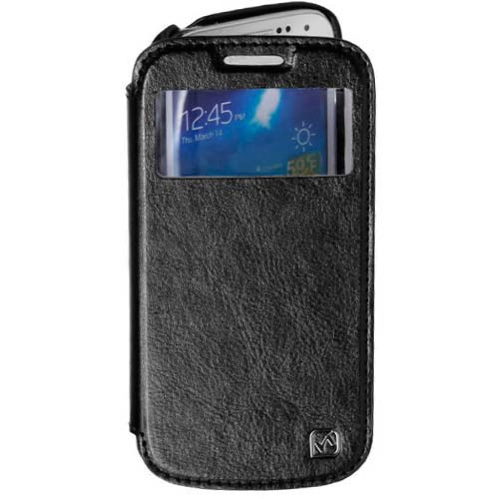 Чехол для моб. телефона HOCO для Samsung I9192 Galaxy S4 mini /Crystal/ HS-L045/Black (6061263)