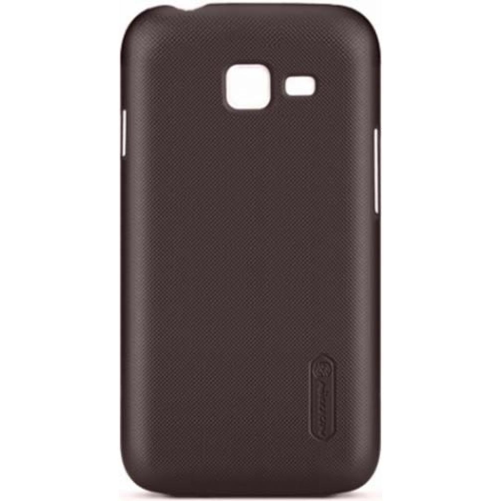 Чехол для моб. телефона NILLKIN для Samsung S7262 /Super Frosted Shield/Brown (6104009)