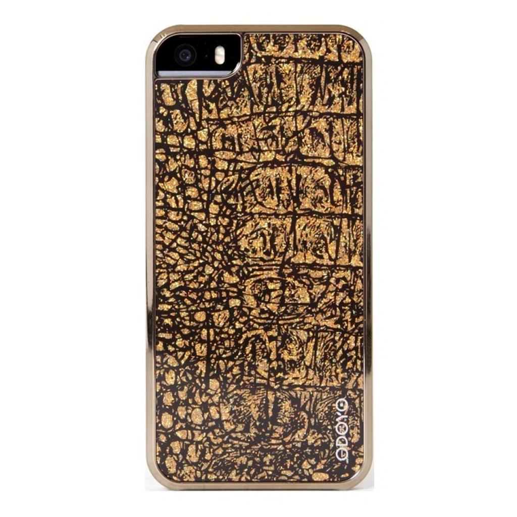 Чехол для моб. телефона ODOYO iPhone 5C /GLAMOUR /GLIMMER'IN ALLIGATOR (PH381AR)