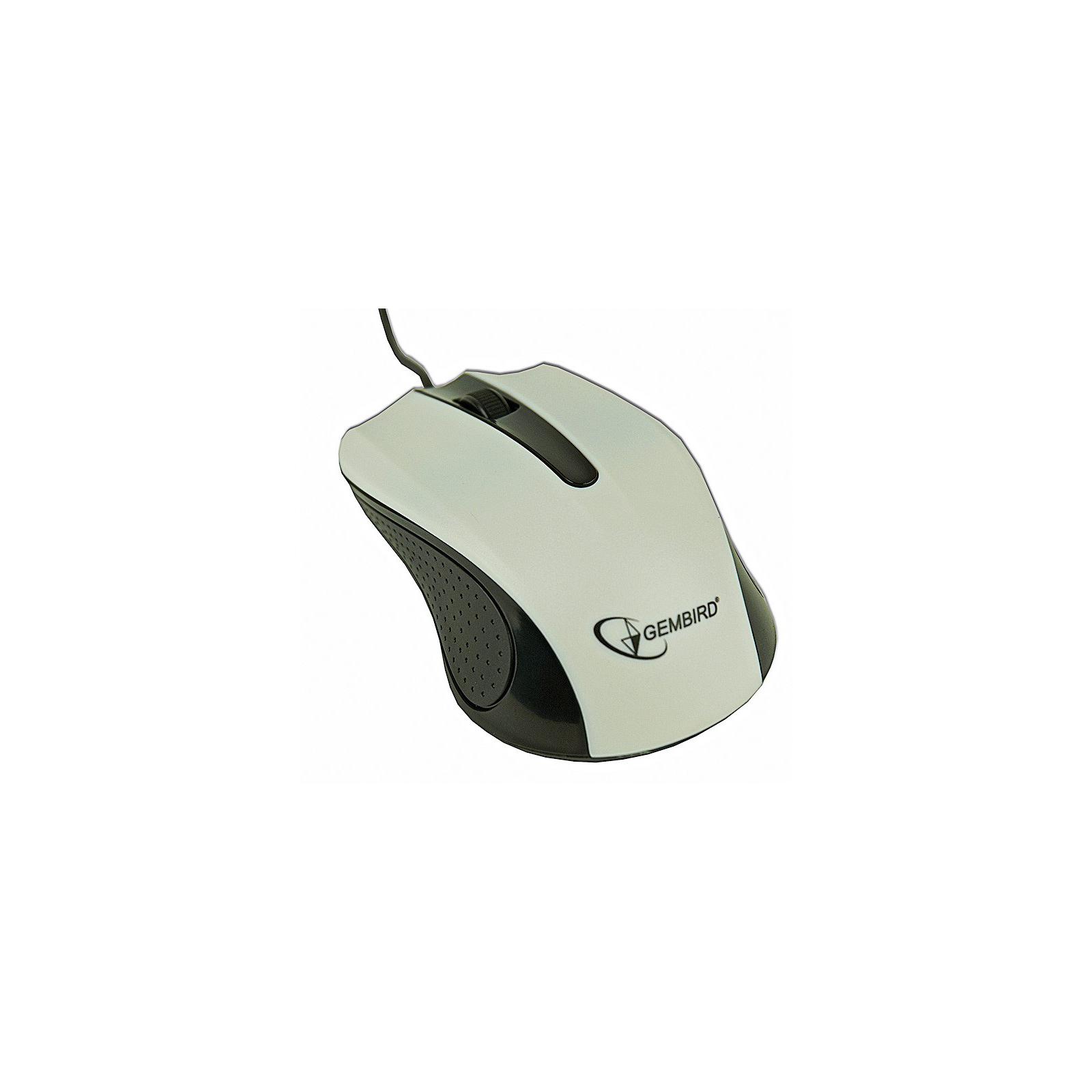 Мышка GEMBIRD MUS-101-W изображение 5