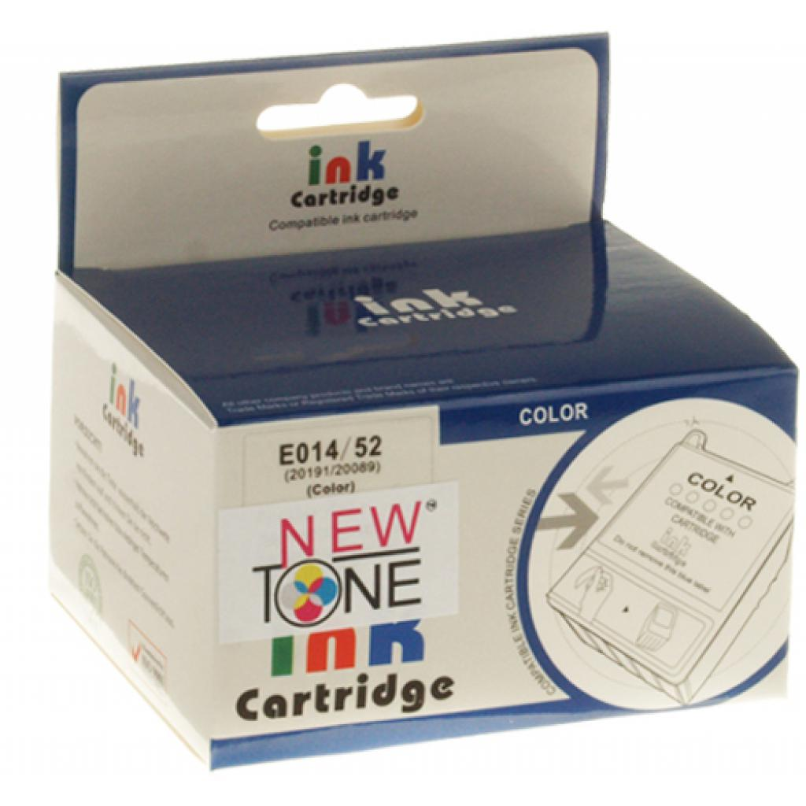 Картридж NewTone для EPSON Stylus Color 400/600/640 Color (T052N)