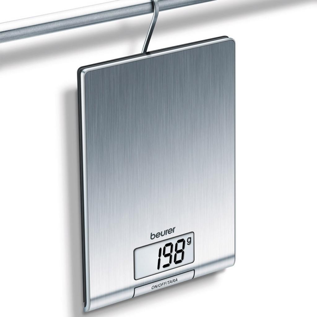 Весы кухонные BEURER KS 42 (4211125/705.05/3) изображение 3