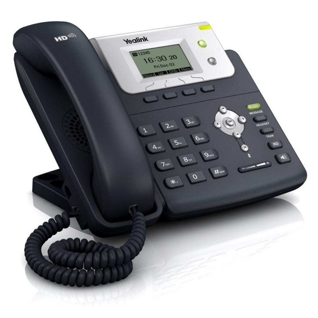 IP телефон Yealink SIP-T21P изображение 2