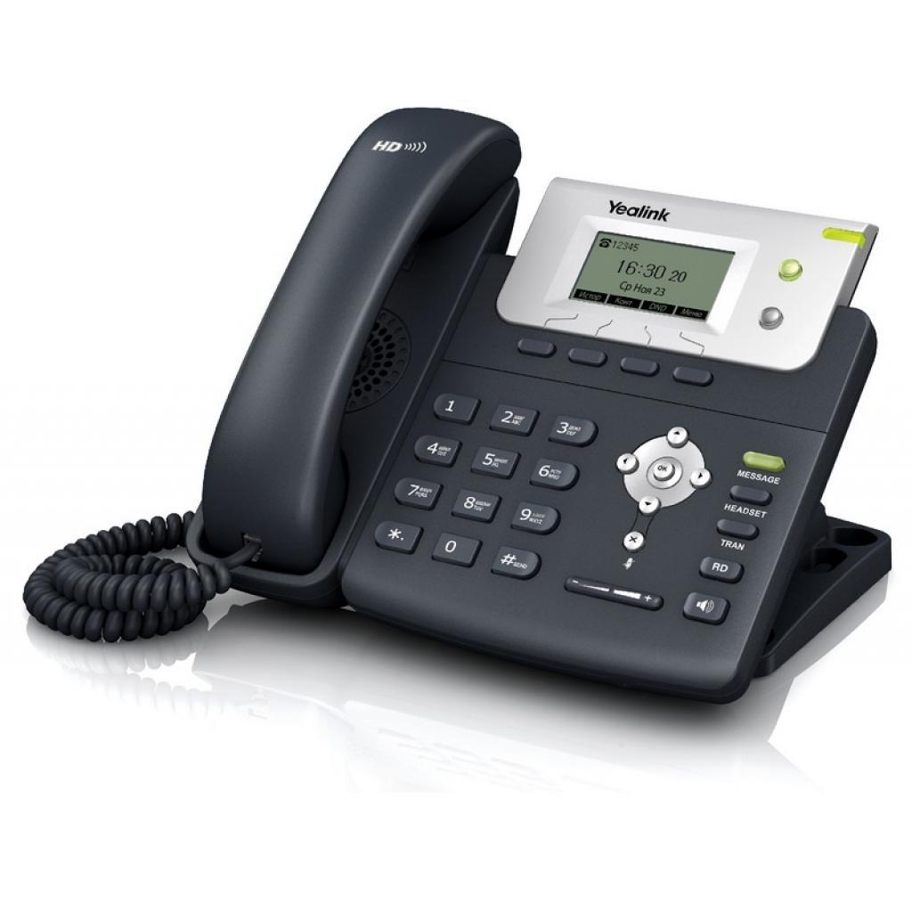 IP телефон Yealink SIP-T21P изображение 3